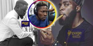 """Finally, Manifest reacts to Sarkodie's Diss to Shatta Wale - Compares it to his """"God MC"""" [Audio]"""