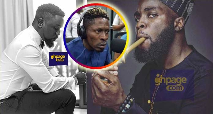 Finally, Manifest reacts to Sarkodie's Diss to Shatta Wale - Compares it to his