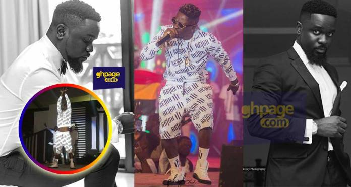 Video: Sarkodie's career will go down and he will never rise again if he dares me-Shatta threatens