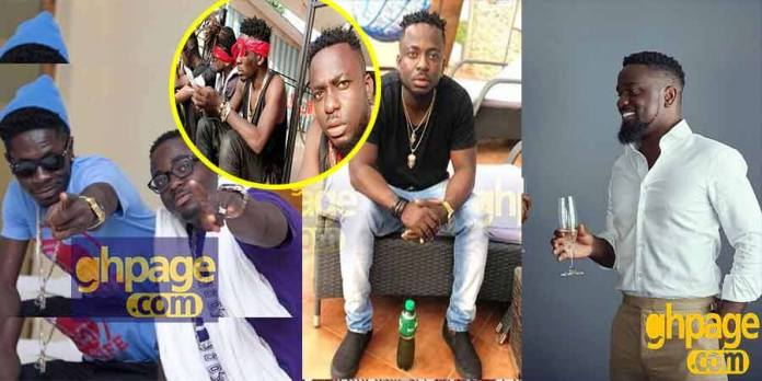 Video:Shatta Wale's brother reacts to Sark's diss song to Shatta-Describes it as disrespectful & needless
