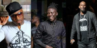 Willie Roi blocked Stonebwoy's collaboration with R.Kelly - Mr. Logic