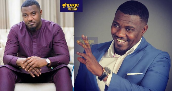 """I prefer given my tithe to the needy than the church"" – John Dumelo"