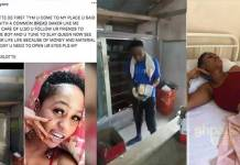 Abena Woodey rejected my proposal because I was a bread baker – Man cries out