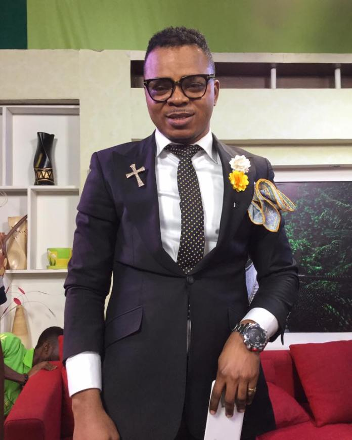 bishop obinim2 - Ghanaians descend on Angel Obinim for recording conversation with his fmr. Pastor