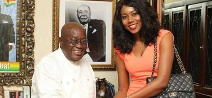 Is Dumsor back? - Yvonne Nelson questions Prez. Nana Akuffo Addo
