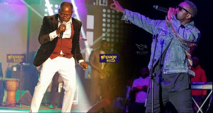 Amakye Dede's legendary performance 'saves' Sarkodie's Rapperholic Concert