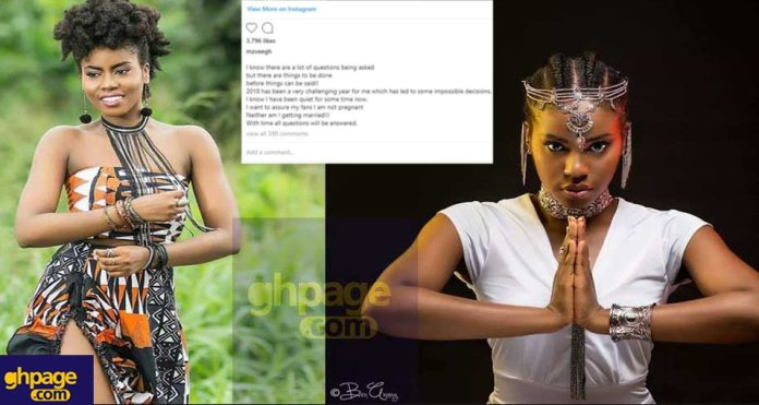 MzVee denies reports of her being pregnant and getting ready to marry soon