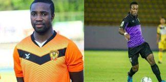 Ghanaian footballer arrested in Thailand for possession of fake visa stamp