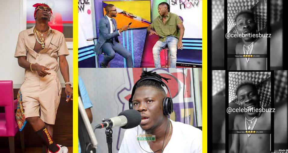 Shatta Wale Blast Stonebwoy - A collaboration between me and Shatta Wale is possible – Stonebwoy