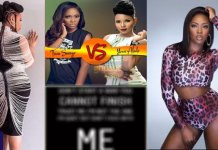 Tiwa Savage replies Yemi Alade for accusing her of butts editing
