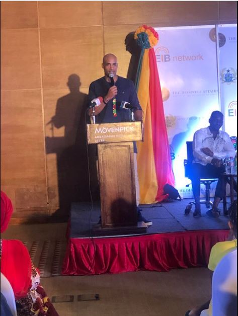FullCircleFestival: Here's why most of the Hollywood stars are in Ghana