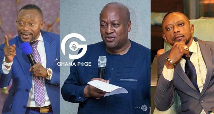 NDC thugs attacked my church not Muslims-Owusu Bempah