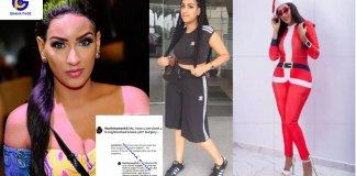 fan fights Juliet Ibrahim on social media