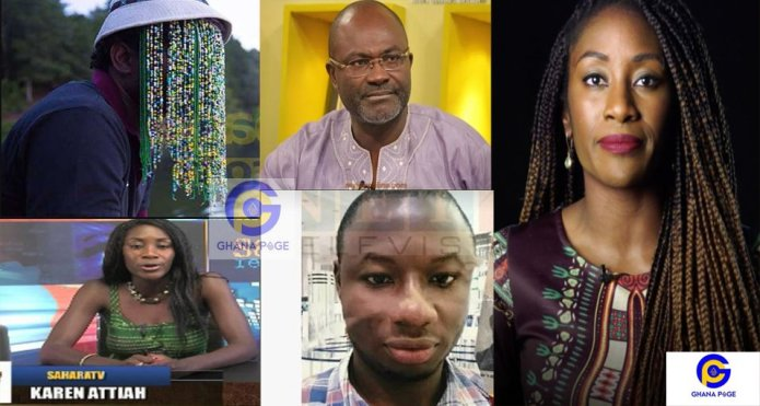 It's insane for Ken Agyapong to blame Anas for Ahmed's death - Karen Attiah