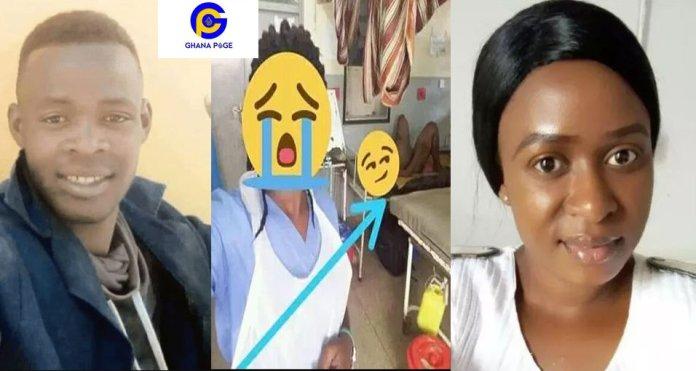 Nurse who films n@ked women in labour exposed by boyfriend
