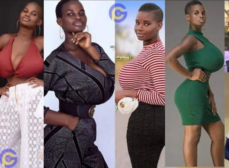 Pamela Odame - I turned down several scholarships because school is not my thing-Pamela