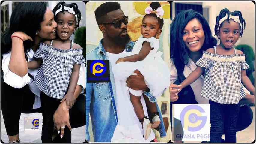 I'm a very busy person, don't waste my time – Sarkodie's Daughter Titi said as she call Uber (video)