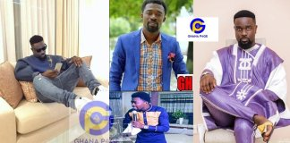 Sarkodie finally reacts to Eagle Prophet's Prophecy that he'll be a legend