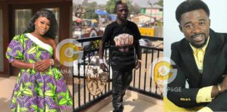 Patapaa won't die - Sista Afia replies Eagle Prophet