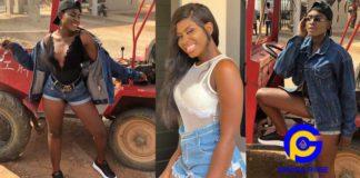 "Watch: Yaa Jackson turns rapper; drops her first rap song ""Ghana Kasa""-social media is on fire"