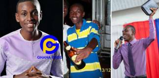 10YearsChallenge: 10yrs ago it uses to be weed and alcohol, now it's bible-Yaw Siki praises god