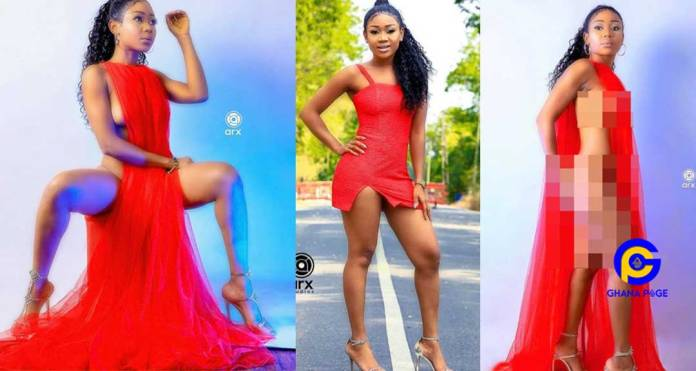 Akuapem Poloo Valentines Day 2 - I have dreams of becoming a doctor in future – Rosemond Brown
