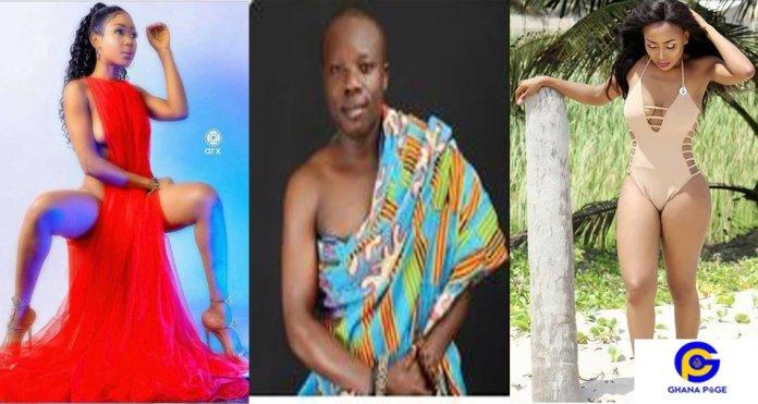 Mampong Chiefs warn Rosemond Brown to stop using 'Akuapem Poloo'