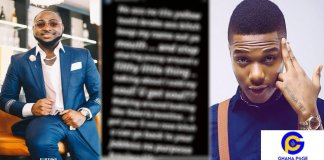 Davido fights lady who accused him of selling his soul to politicians