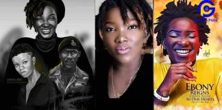 Ghanaian celebrities mourn Ebony Reigns one year after his death