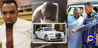 Rev. Obofour dashes Kennedy Affreh a Rolls Royce Phantom