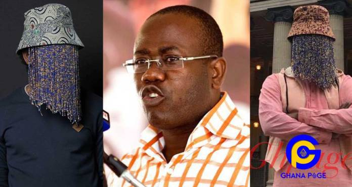Video: There is no difference between Anas and the terrorist group, ISIS-Nyantakyi spits fire