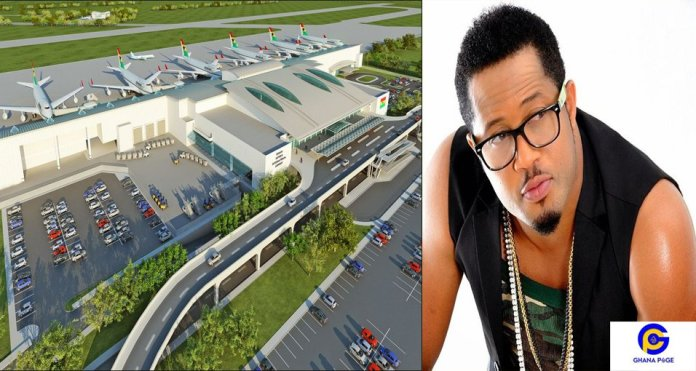 'Naija leaders take note' – Mike Ezu praises Mahama's Terminal 3 Airport