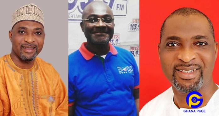 Video: Muntaka Mubarak defiled a 12-years-old girl and was forced to marry her-Ken Agyapong