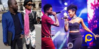 Mzvee snubs Kuami Eugene on his birthday as troubles at Lynx Entertainment deepens