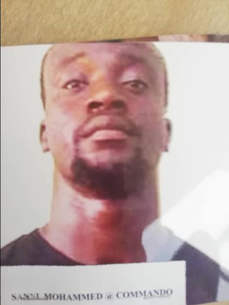 Kumasi NDC shooting: Police publishes pictures of wanted militias