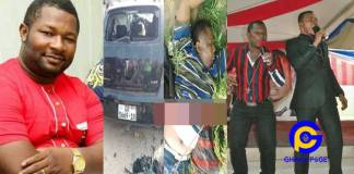 Obinim's son, Senior Bright died through reckless driving-Police narrates how it happened [Photos]