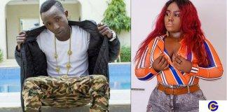 Patapaa flaunts his girlfriend Pa2Pa Queen Peezy on social media