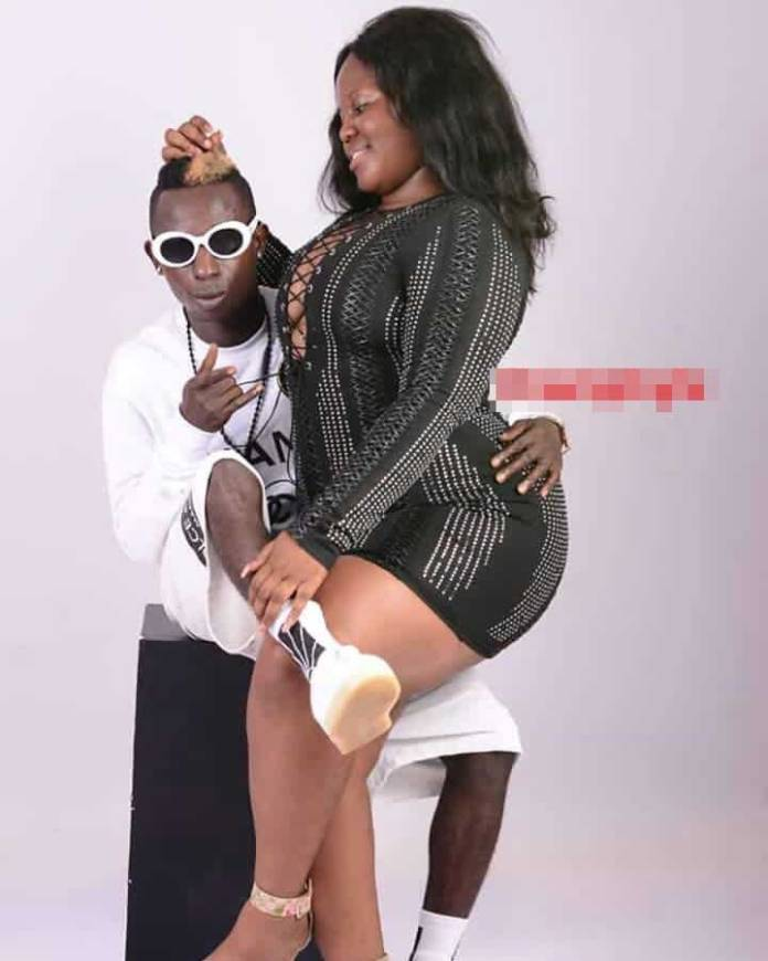 Patapaa and Queen Peezy