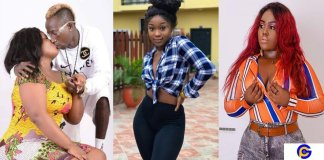 Queen Peezy descends heavily on Efia Odo for disgracing Patapaa