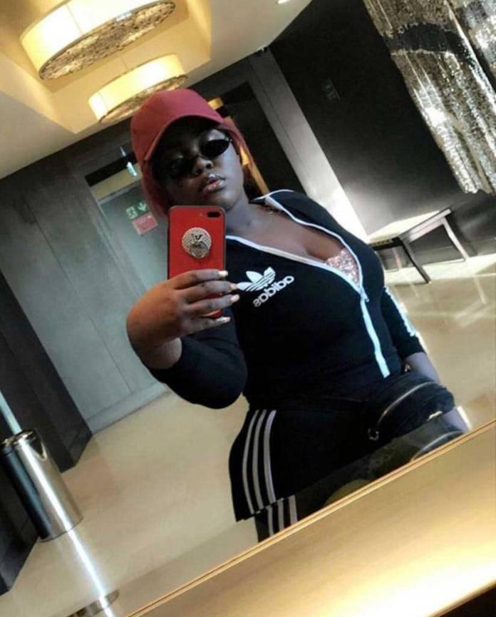 Queen Peezy Patapaa Girlfriend 4 - Patapaa's girlfriend Queen Peezy shares new hot photos