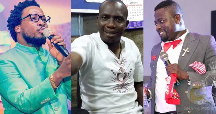 Sonnie Badu Brother Sammy Counsellor Lutterodt - Brother Sammy threatens to make Counsellor Lutterodt go mad