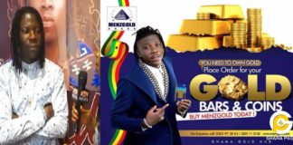 Stonebwoy questions why President Akuffo Addo is silent on Menzgold issues