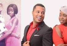Van Vicker shares throwback pic to celebrate Val's day