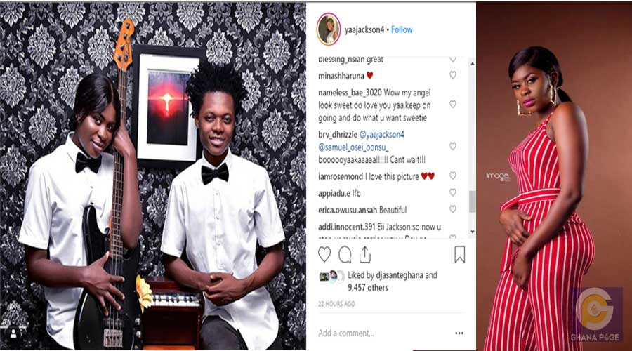 YAA JACKSON SOCIAL MEDIA - Social media users praise Yaa Jackson for dressing decently