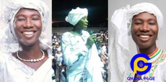 Audio: Rev. Cecilia Marfo cheats on her husband and she is a witch-Associate pastor