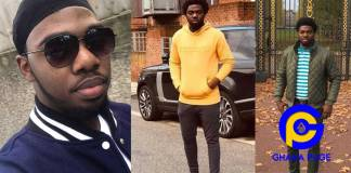 Derrick Evans, an alleged UK 'Bogga' defrauding Ghanaian women exposed on social media [Photos]