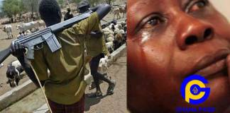 Fulani armed robbers lined up market women & raped them one by one after robbery in Ashanti Region