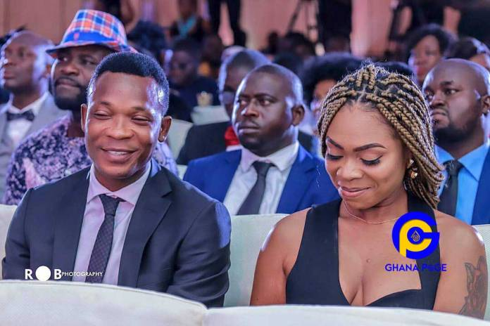 John Paintsil allegedly bought Shatta Michy's new house for her
