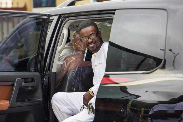 Nana Appiah Mensah NAM1 - Nana Appiah Mensah speaks for the first time after being released from jail