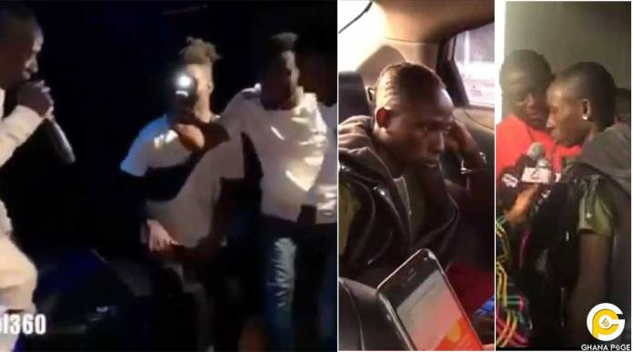 Patapaa angry Kotoka - Patapaa spent over 80 euros on weed for 4days during his Europe tour